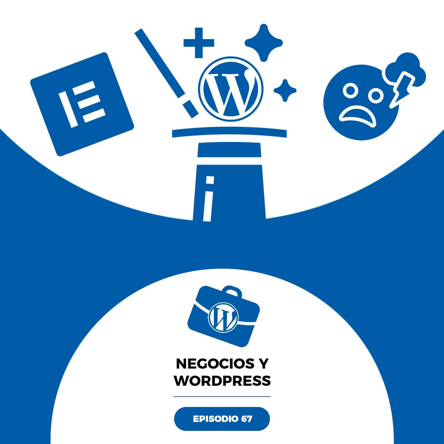 67. Trucos en WordPress, Elementor 2.7 GPL y agendas apretadas