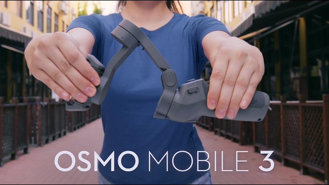 Imagen representativa de DJI Osmo Mobile 3