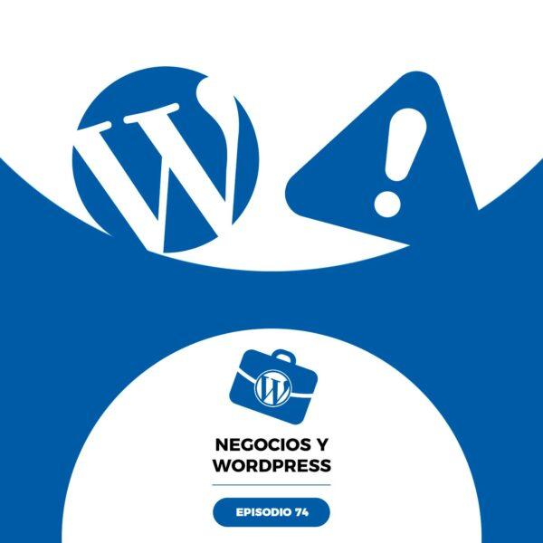 74. Trucos, bugs y proyectos WordPress