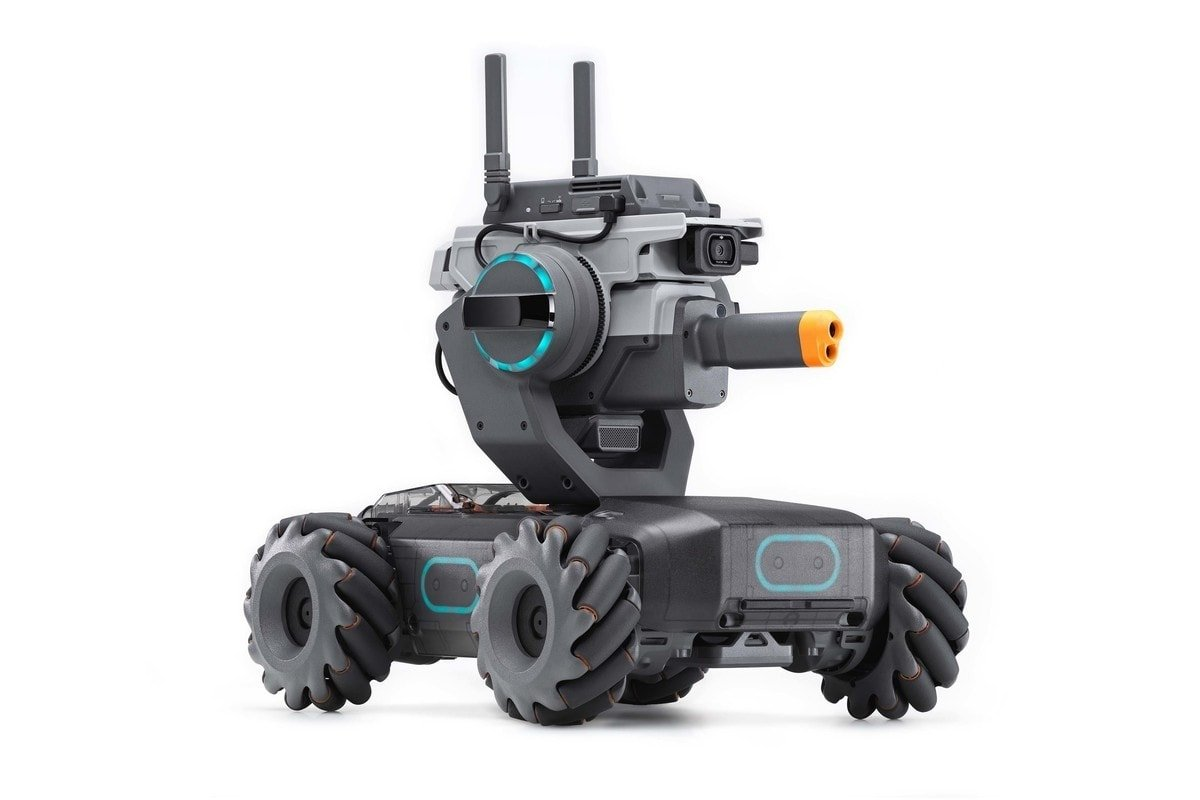 Imagen representativa de RoboMaster S1