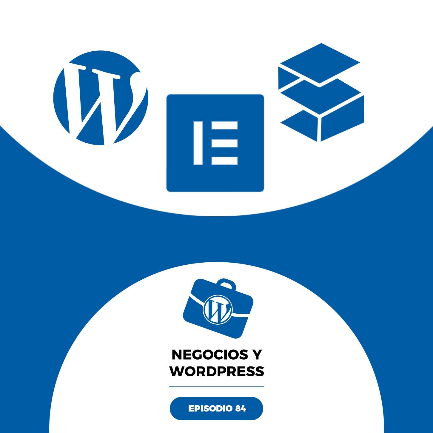 84. Lo NUEVO de Elementor, WordPress y Stacker
