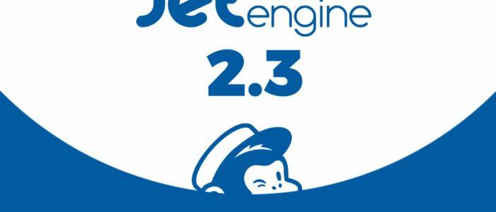 95. Jet Engine 2.3, FastWeb e interacciones con la comunidad por Mailchimp