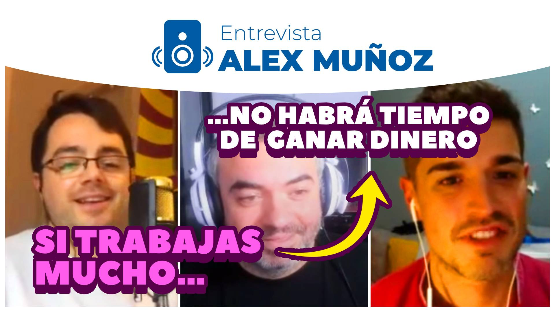 125. Emprendimiento y ocio nocturno con Alex Muñoz