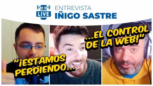 127. Comunicando con audio y WordPress, con Íñigo Sastre