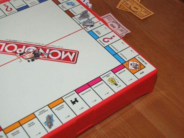 Aprendiendo a emprender con el Monopoly